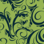 Free curly whirly spiral damask patterns