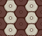 Free dharma wheel weave patterns