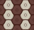 Free dharma wheel weave patterns