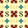 Free dollar bling patterns