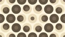Free eyeball dot hex patterns