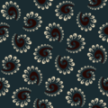Free fractal paisley patterns