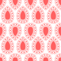 Free frilly crest patterns