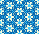 Free geometric daisey patterns