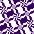 Free geometric interlocking wavy patterns