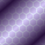 Free gradient honeycomb net patterns
