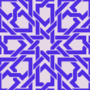 Free islamic geometric interwoven patterns