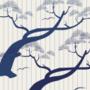 Free japanese pine tree stripe patterns