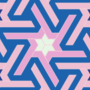 Free japanese tessellation star patterns