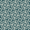 Free japanese wave dot patterns