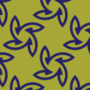 Free leaf arrow motif patterns