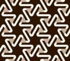 Free moroccan weave star patterns