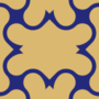 Free neo quatrefoil interlocking patterns