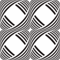 Free op art stripe weave patterns