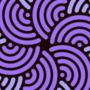 Free oriental deco artex patterns