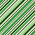 Free random diagonal stripes patterns