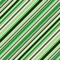 Free random diagonal stripes patterns