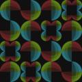 Free retro fade dots patterns