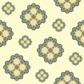 Free retro flower wallpaper patterns