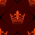 Free royal crown patterns