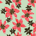 Free tiger orchid patterns