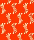Free woven fan stripe patterns