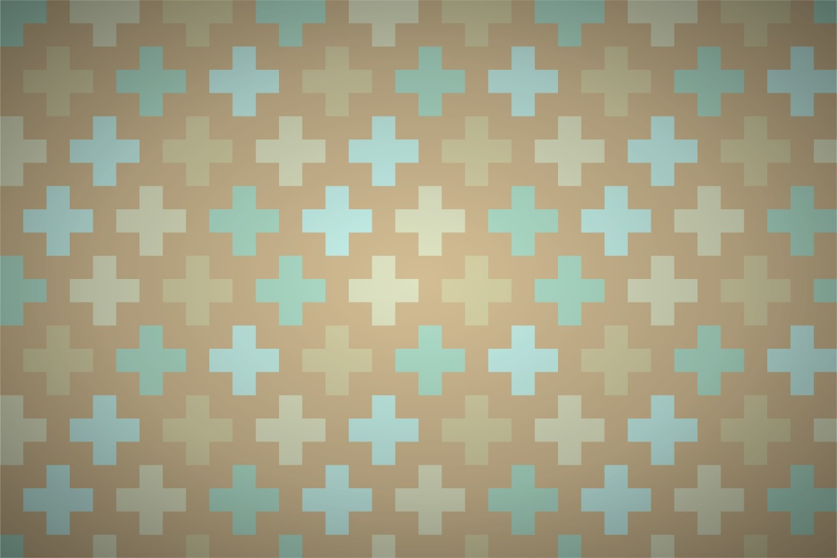 Free Bold Cross Seamless Wallpaper Patterns