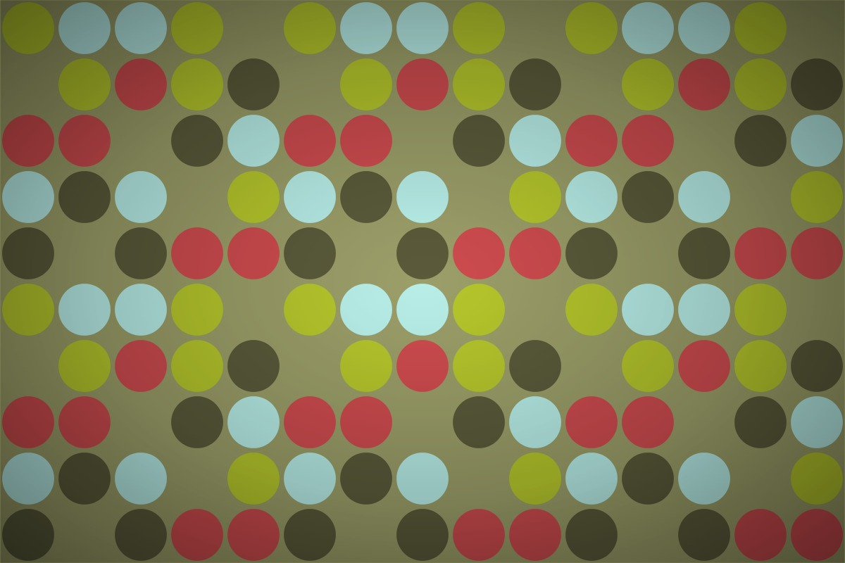free damien hirst random dot wallpaper patterns