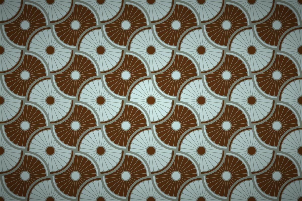 Free Dharma Wheel Interlock Wallpaper Patterns