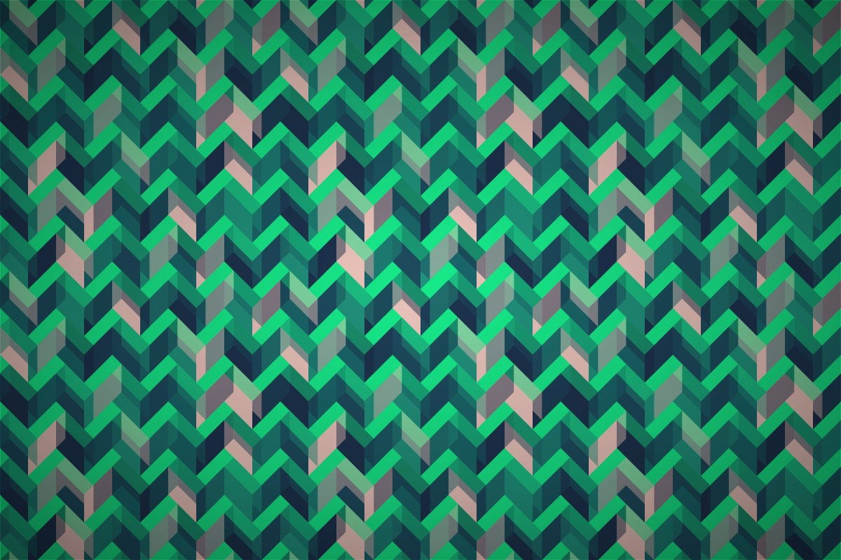 Free Gilmorish Zigzag Cloud Wallpaper Patterns