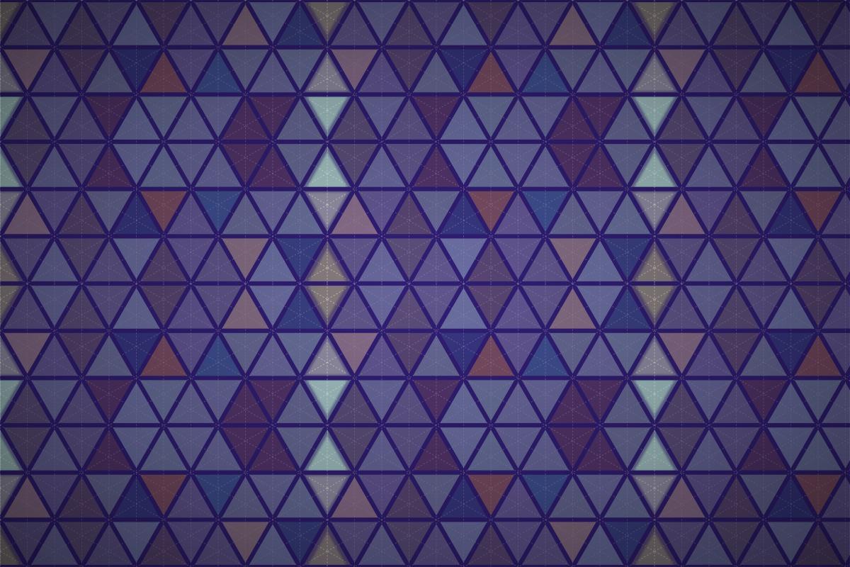 Free Hipster Hexagon Blur Seamless Wallpaper Patterns
