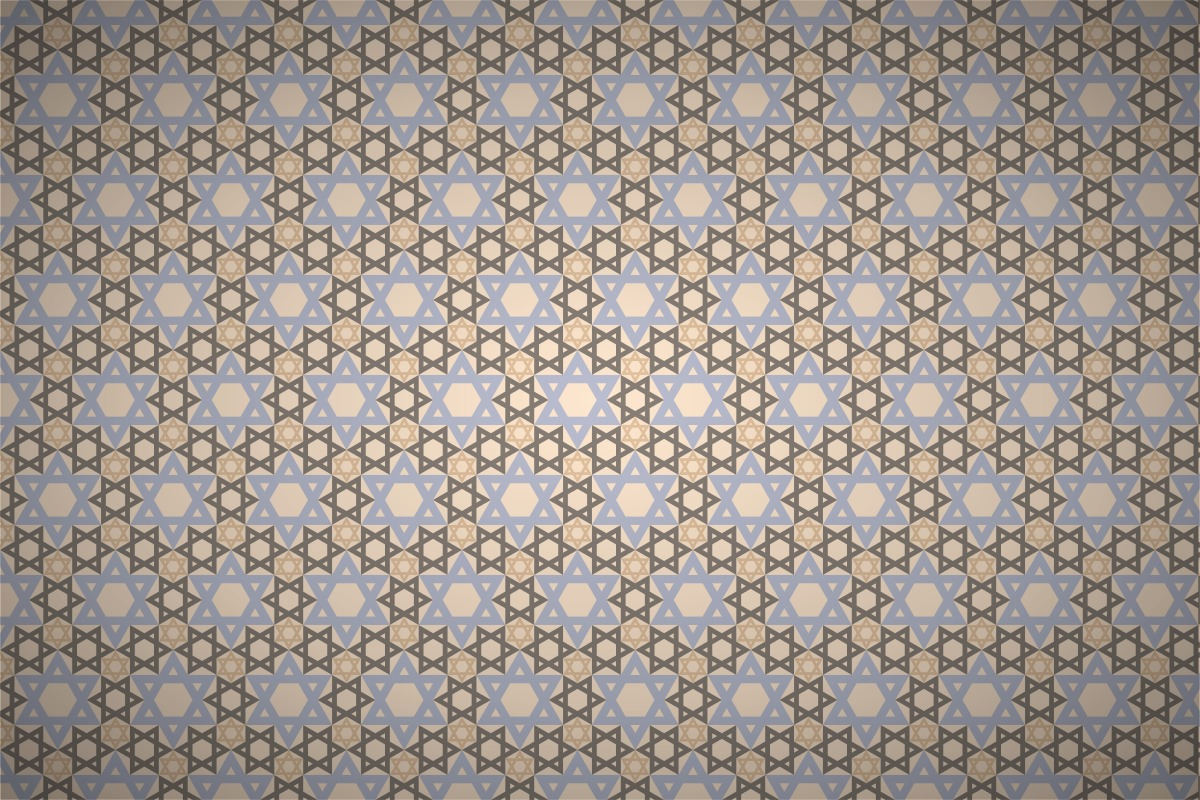 Free Jewish Star Wallpaper Patterns