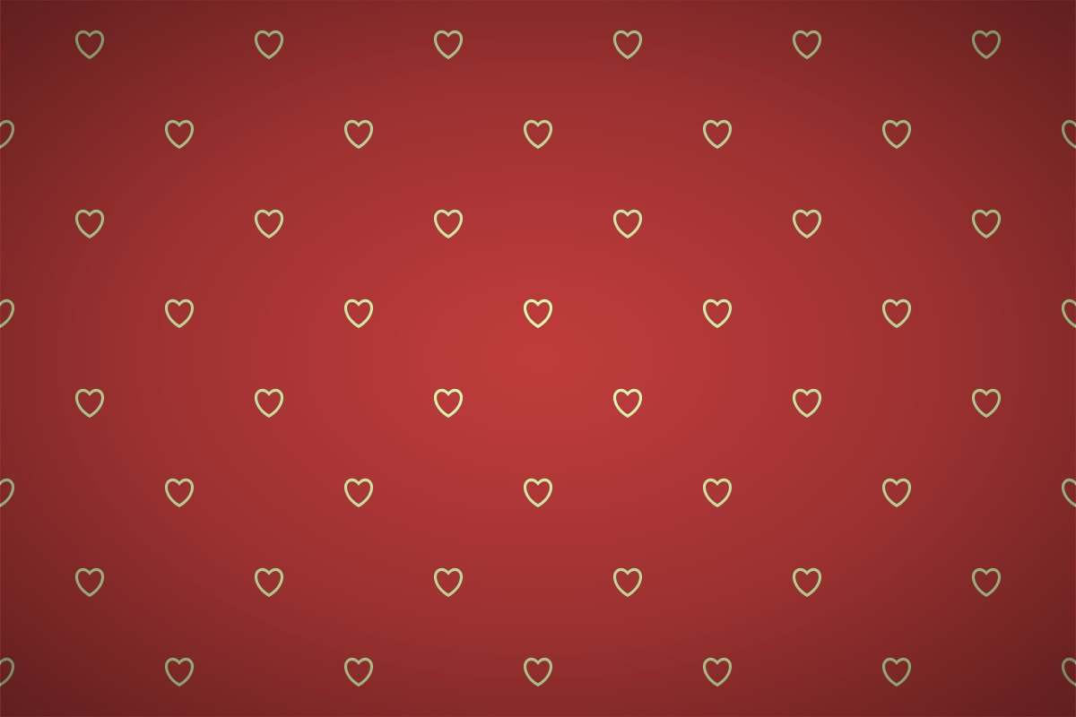 free love heart polka dot wallpaper patterns