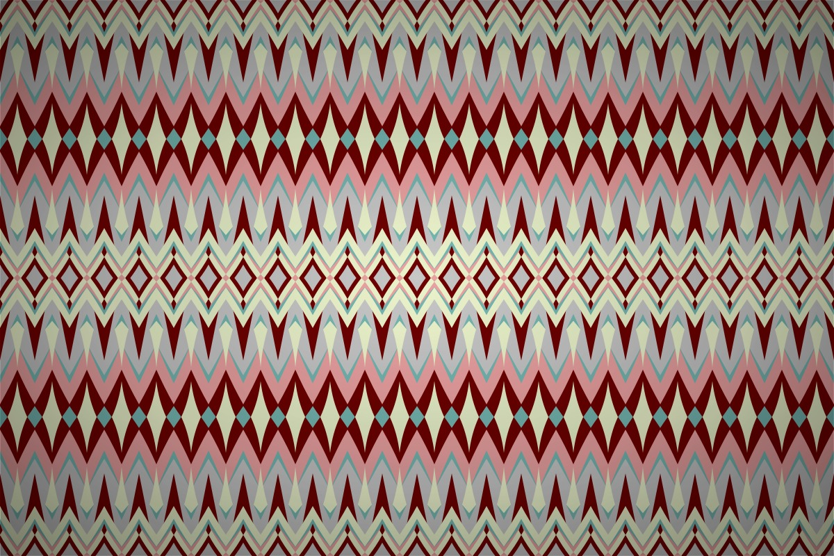 Native Pattern Stock Image - Image: 32558921