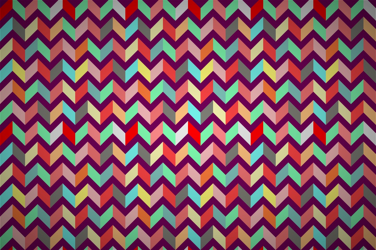 Color Pattern Wallpaper Free Neo Patchwork Zigzag Wallpaper Patterns