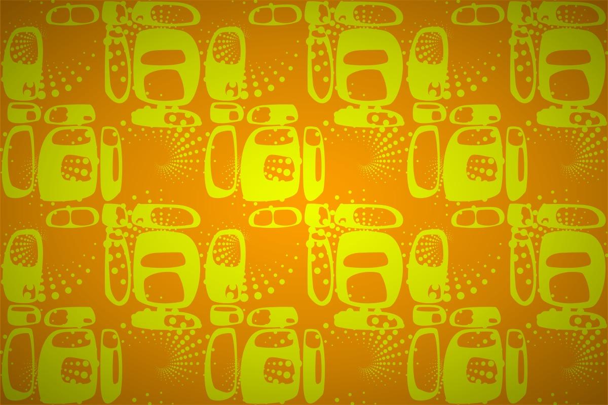 Free Odd Graffiti Wallpaper Patterns