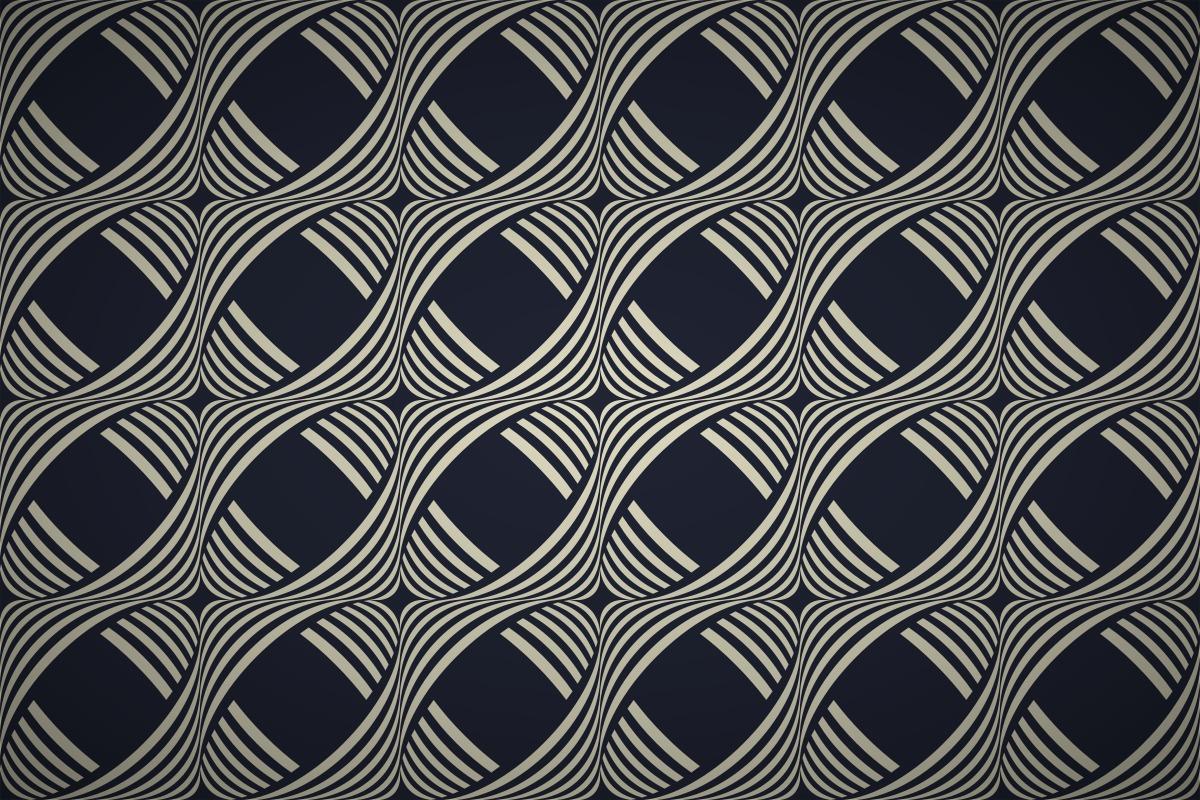 Free Op Art Stripe Weave Wallpaper Patterns
