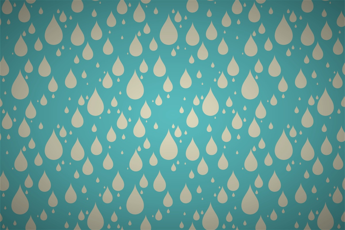 Free Wallpaper Design : Free rain drops wallpaper patterns