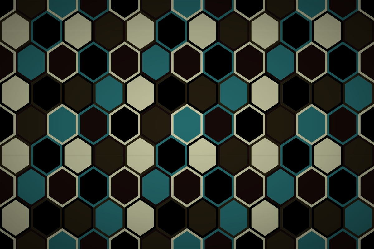 Download Wallpaper Mountain Hexagon - random_hexagon_quilt_pattern-80  Picture_562787.jpg