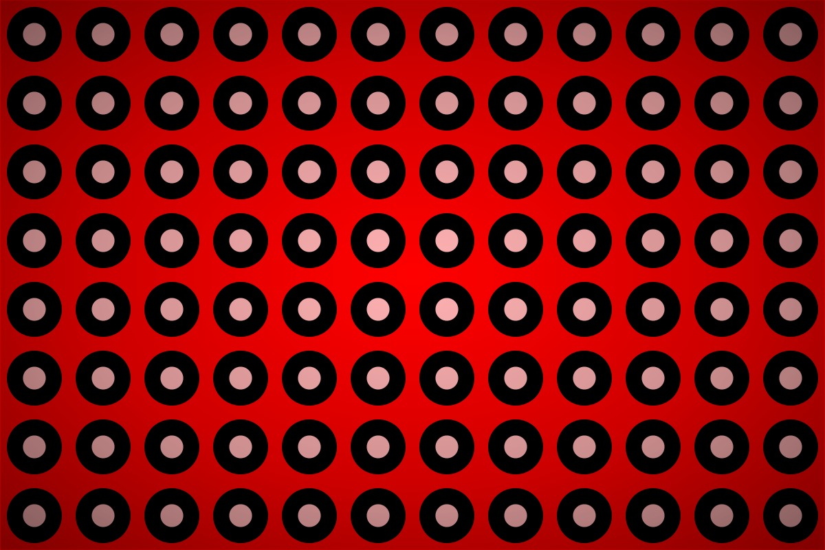 Free Retro Disc Tile Seamless Wallpaper Patterns