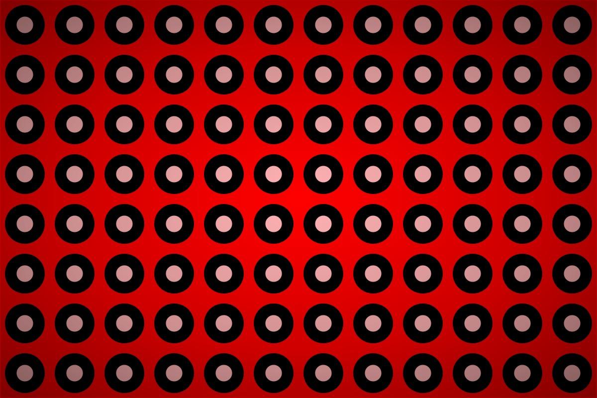 Free retro disc tile Seamless Wallpaper Patterns