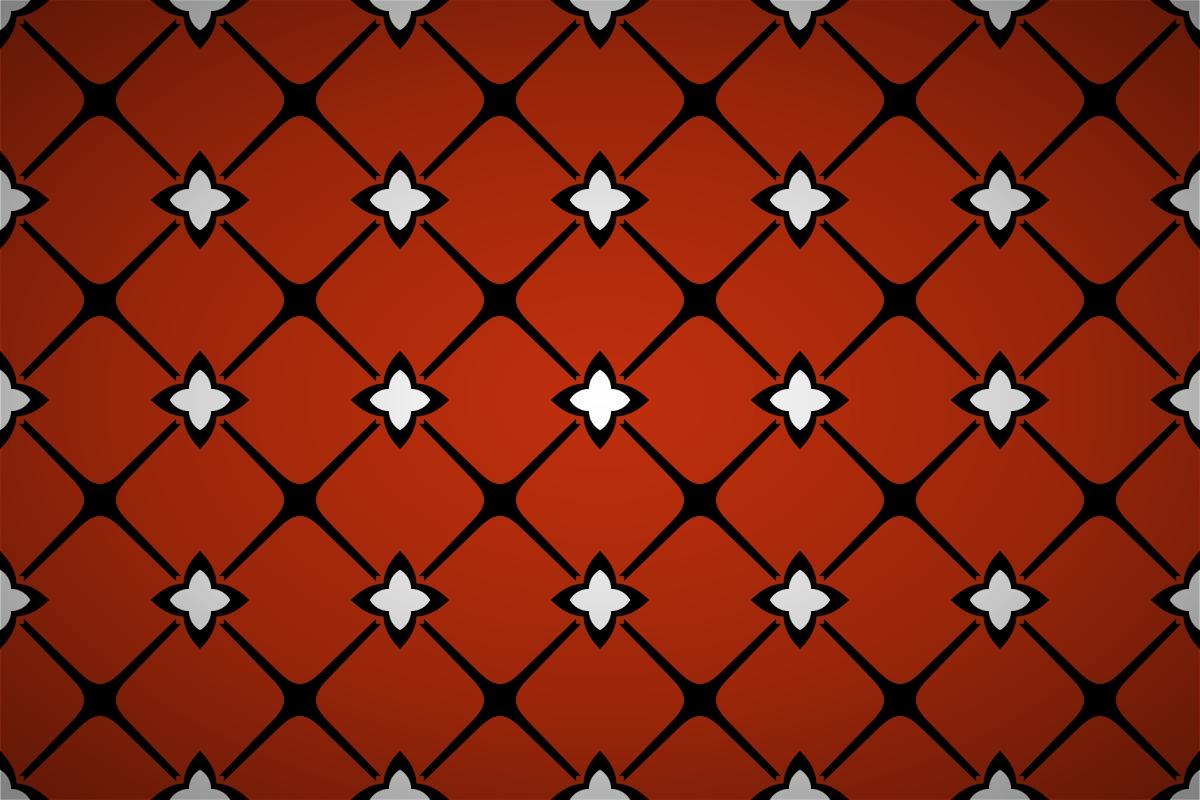 Free Simple Moroccan Tiles Wallpaper Patterns