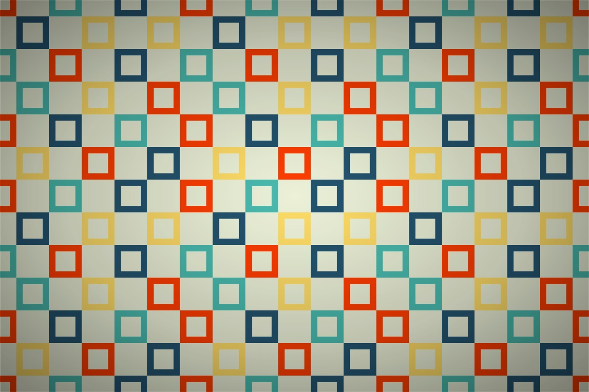 Free Square Hoops Wallpaper Patterns