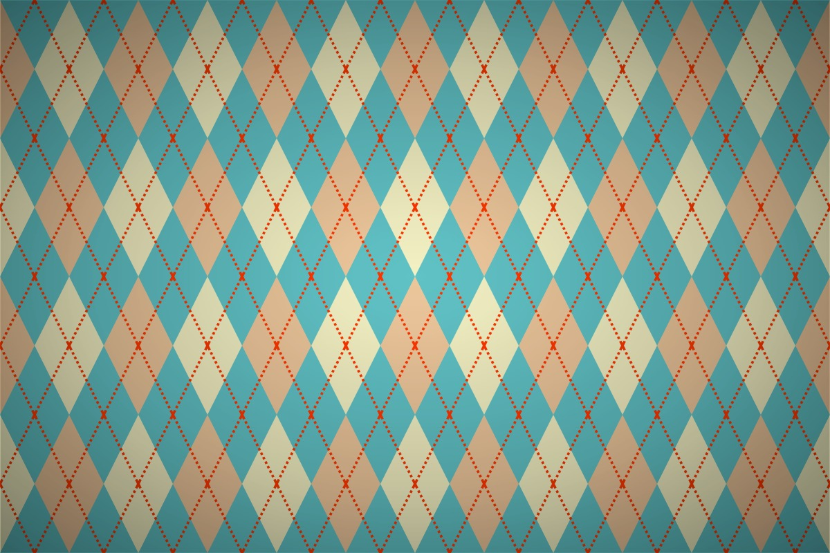 diamond pattern wallpaper