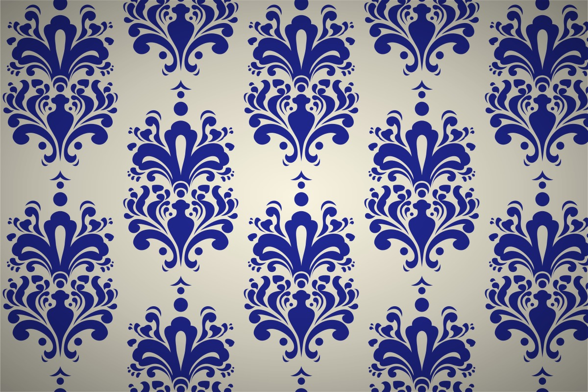 Free vintage damask wallpaper patterns for Wallpaper styles and colors