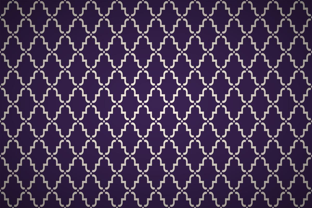 quatrefoil pattern background - photo #15