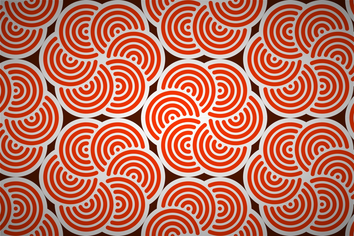 Red Swirl Pattern Wallpaper 2560x1600 Red Swirl Pattern Wallpaper